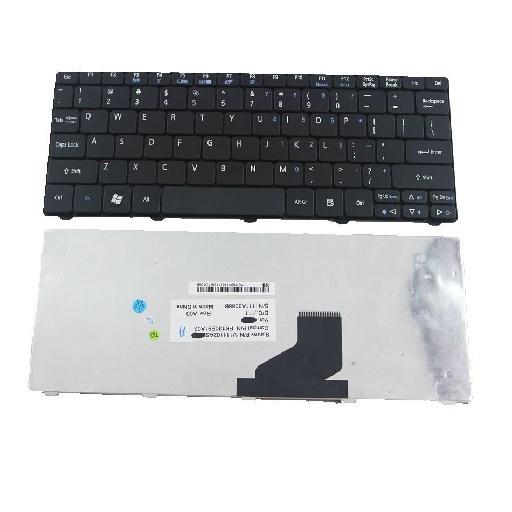 ACER AO D260 Laptop Keyboard BLACK